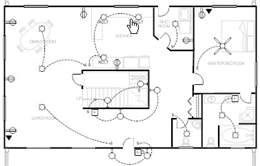 House electrical schematic
